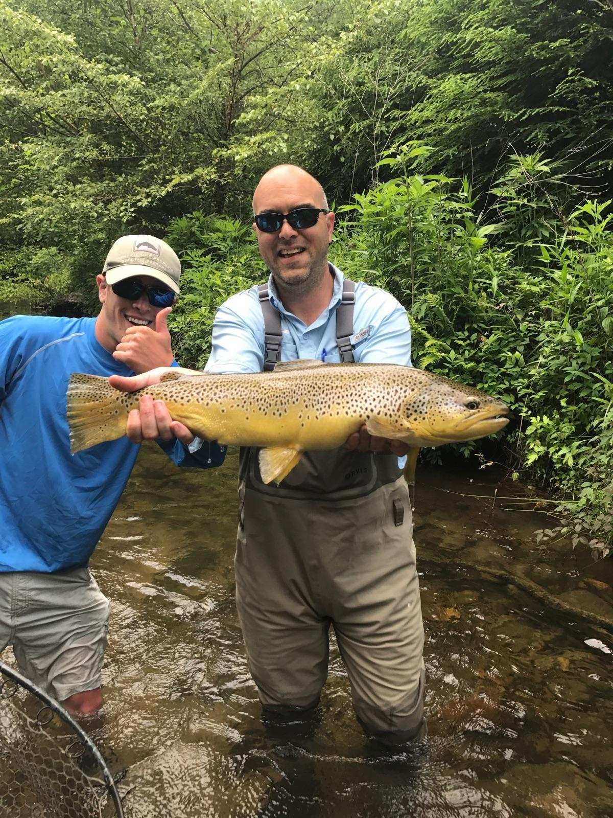 GUIDED TRIPS - Fly Fishing North Georgia